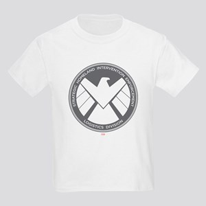 SHIELD Agent Personalized Kids Light T-Shirt