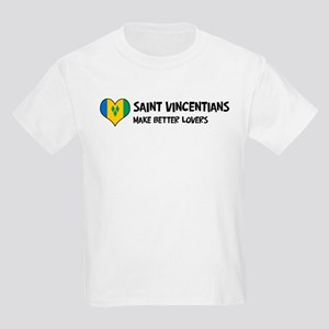 Saint Vincent And Grenadines  Kids T-Shirt