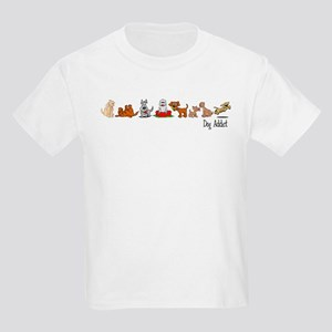 Dog Addict Kids T-Shirt