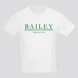 Bailey Bldg & Loan Kids Light T-Shirt