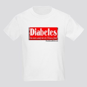 Diabetes Kids Light T-Shirt