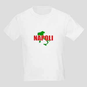 Napoli, Italia Kids Light T-Shirt