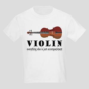 d110eae642 Violin Humor Music Kids Light T-Shirt