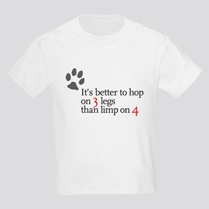 Better to Hop . . . Kids Light T-Shirt