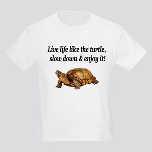 LOVE A TURTLE Kids Light T-Shirt