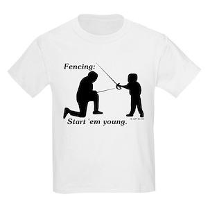 8b4a04222 Fencing T-Shirts - CafePress