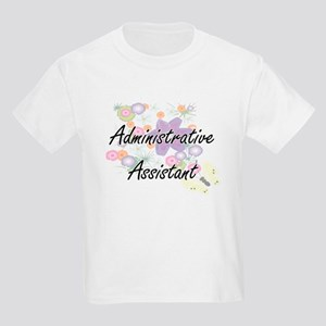 Administrative Assistant Artistic Job Desi T-Shirt