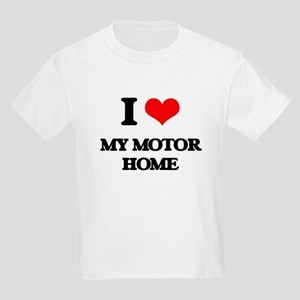 I Love My Motor Home T-Shirt