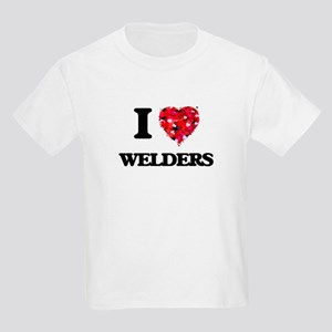 I love Welders T-Shirt