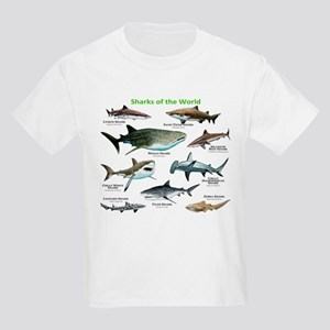 Sharks of the World T-Shirt