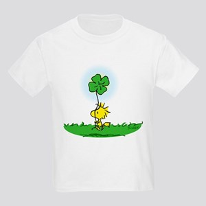 Woodstock Shamrock Kids Light T-Shirt