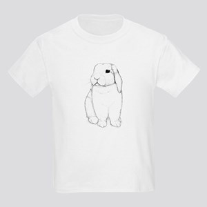 Lop Rabbit Kids Light T-Shirt