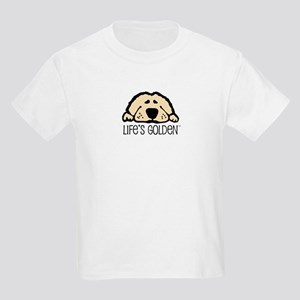 Life's Golden Kids T-Shirt