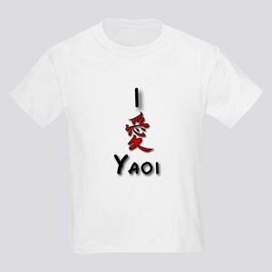 I love Yaoi  Kids T-Shirt