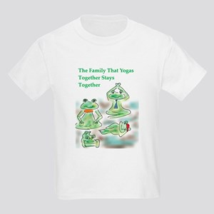 Cartoon Yoga Poses Kids Clothing & Accessories - CafePress