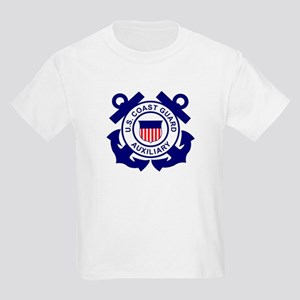 Coast Guard Auxiliary<BR> Kids T-Shirt 1