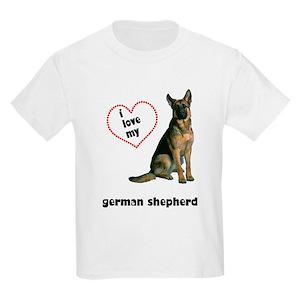 cd41517e German Shepherd T-Shirts - CafePress