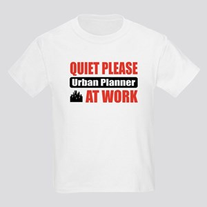 Urban Planner Work Kids Light T-Shirt