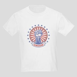 5751382ecd18c9 Pro Union Kids T-Shirts - CafePress