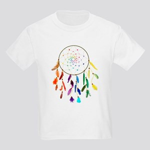 Rainbow DreamCatcher T-Shirt