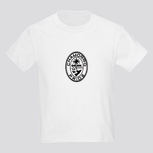 Chamorro Pride Logo Kids Light T-Shirt