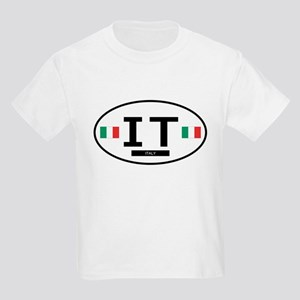 Italy 2F Kids Light T-Shirt