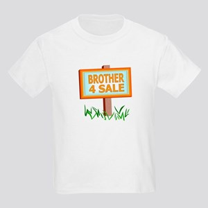 Brother for Sale Kids Light T-Shirt