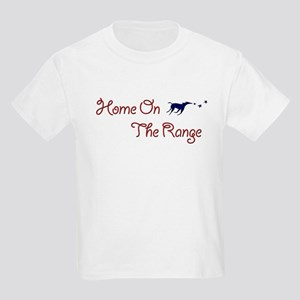 Home on the range Kids T-Shirt