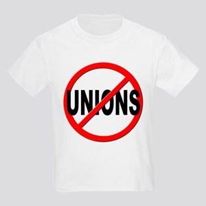9d206d15213017 Anti Union Kids T-Shirts - CafePress