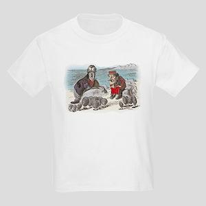 b90e0c765 The Walrus and the Carpenter Kids Light T-Shirt
