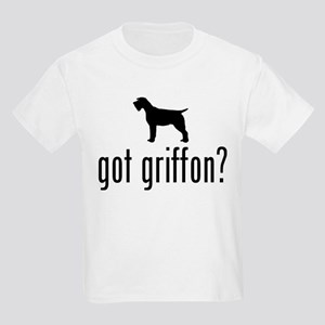 Wirehaired Pointing Griffon Kids T-Shirt