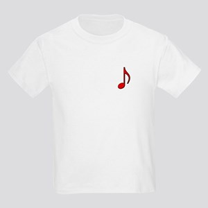 Musical RED Kids T-Shirt