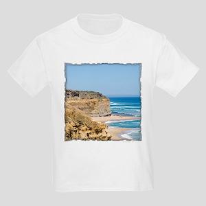 Australia Coastline Kids T-Shirt