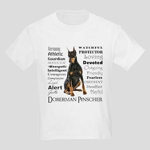 Doberman Traits T-Shirt