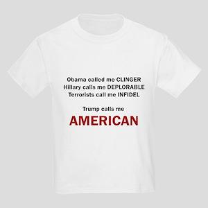 Trump calls me AMERICAN T-Shirt