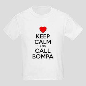 Keep Calm Call Bompa T-Shirt