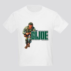 G.I. Joe Logo Kids Light T-Shirt