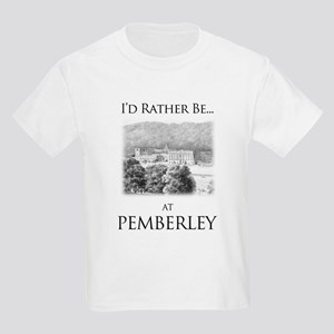 I'd Rather Be At Pemberley T-Shirt