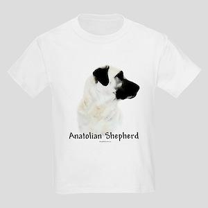 Anatolian Charcoal Kids T-Shirt