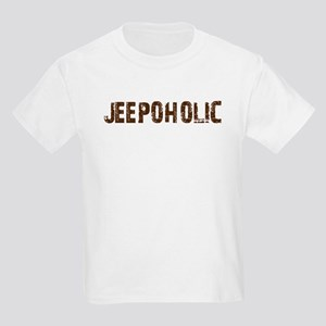 Jeepoholic. 4x4 Off Road Jeep Kids T-Shirt