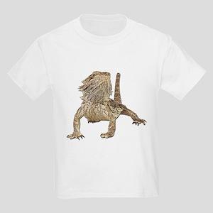 Bearded Dragon Photo Kids T-Shirt