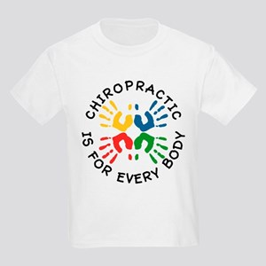 Chiro Is For Every Body Kids Light T-Shirt