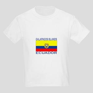 Galapagos Islands, Ecuador Kids Light T-Shirt