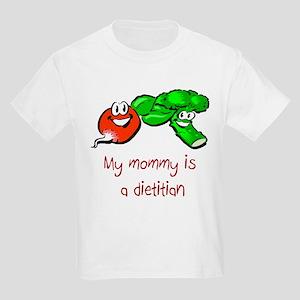 Dietitian Kids Light T-Shirt