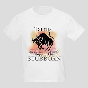 Taurus the Bull Kids Light T-Shirt
