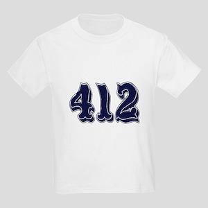 412 Kids Light T-Shirt