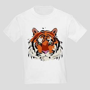 Tiger (Face) Kids Light T-Shirt