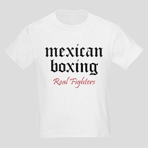 Mexican Boxing Kids Light T-Shirt