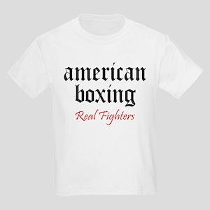 American Boxing Kids Light T-Shirt