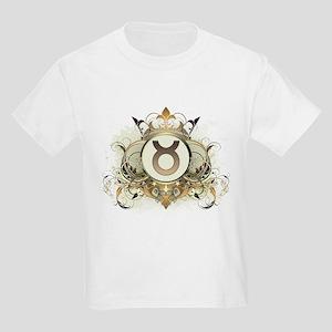 Stylish Taurus Kids Light T-Shirt